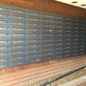 Internal letterboxes