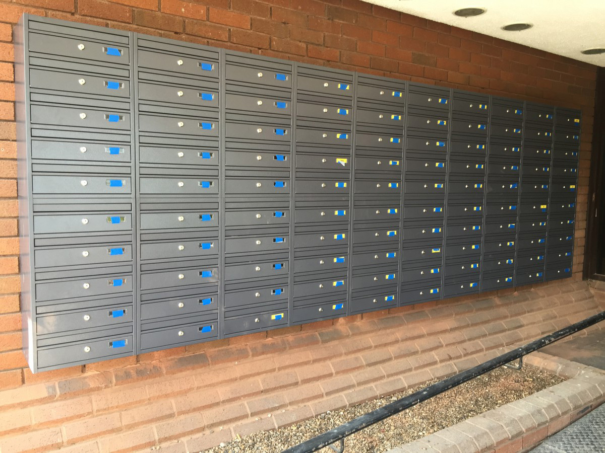Why Our Post Boxes For Flats Are Number One Post Boxes