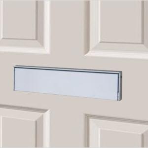 Door letterboxes