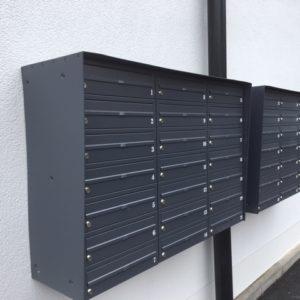 External letterboxes