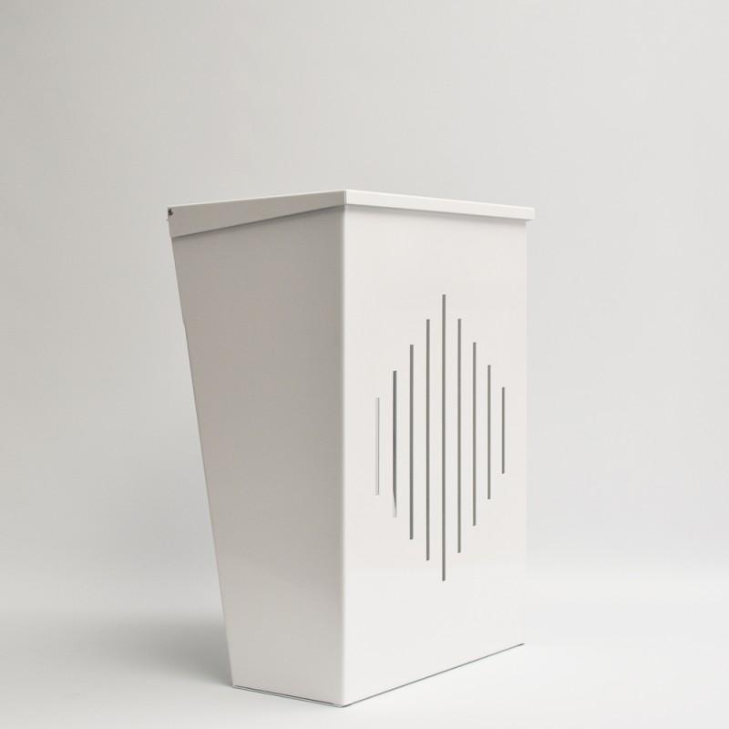 Letterbox Uk: Internal Door Mounted High Capacity Letter Cage KBL