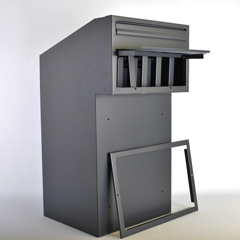 Letterbox Uk: Sigma High Capacity Lockable Parcel Box