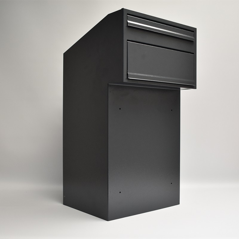 Sigma High Capacity Lockable Parcel Box Suitable For