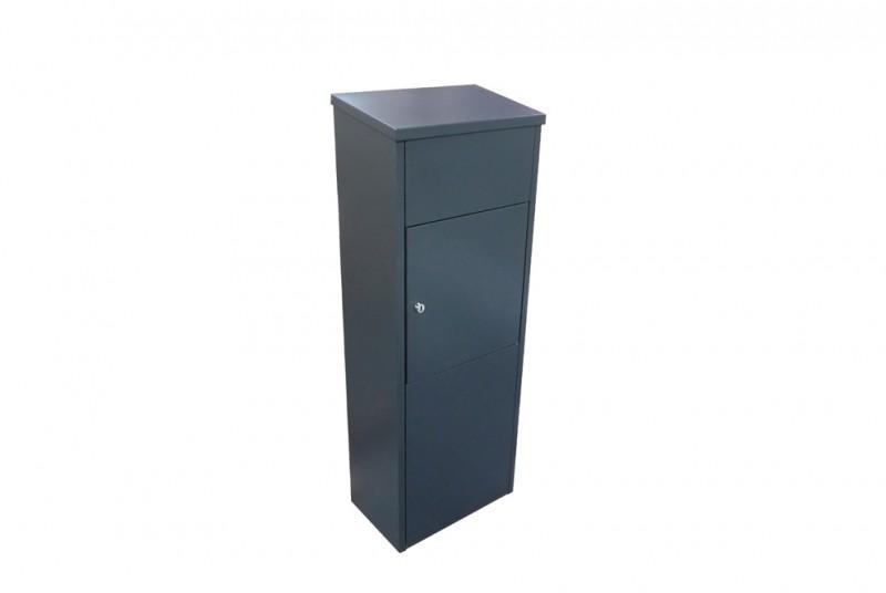 Zeta Free Standing High Capacity Parcel Box Post Boxes