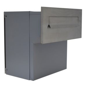 LFD-042 telescopic through the wall letterbox