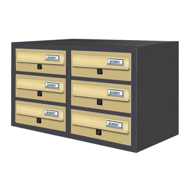 letterboxes for flats
