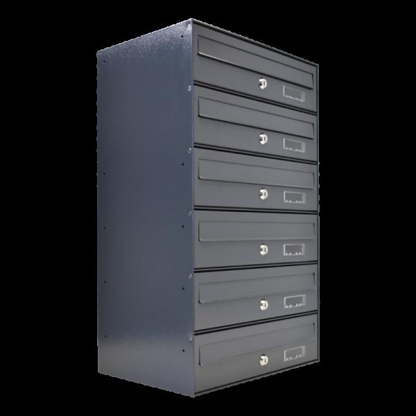MTZ6 letterbox for flats