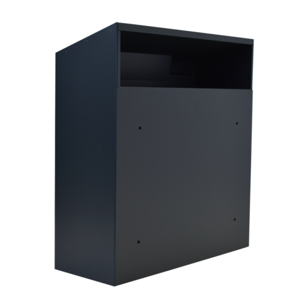 w3-6 rear access collection box