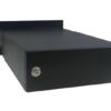 LBD-042 RAL 7016 Dark Grey Through the Wall Letterbox
