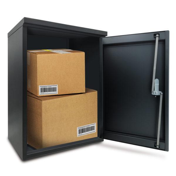 PaccoBox XL - large parcel box interior