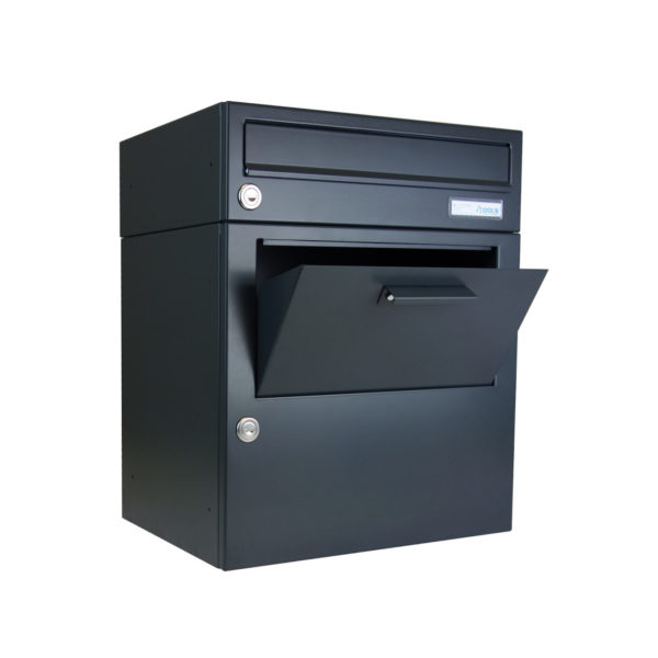 Parcel box for flats and offices