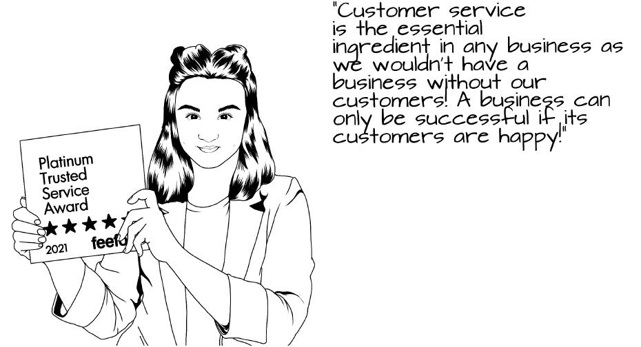 Hannah - Customer Journey & Satisfaction