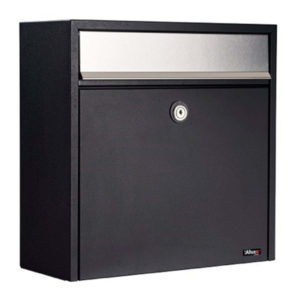 wall mounted post box A250