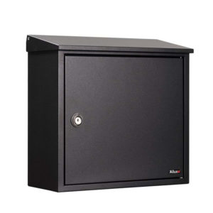 wall mounted post box A400