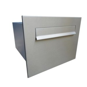 LBD-24 Large Through The Wall External Letterbox