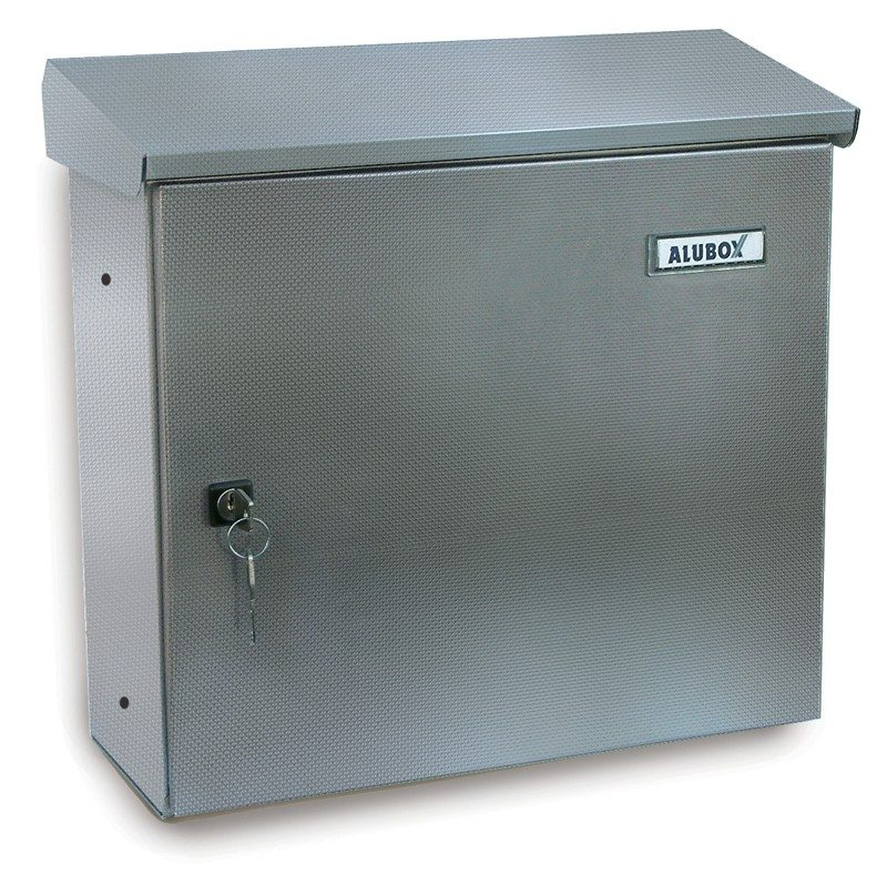 High Capacity Stainless Steel Letterbox Marte