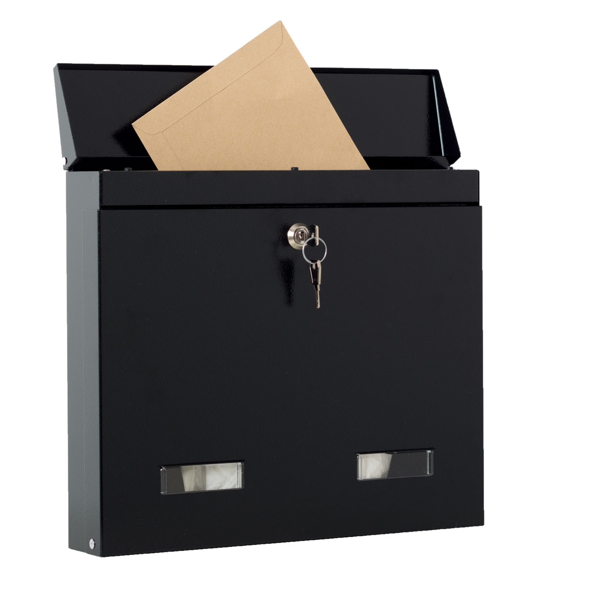 Letterbox Uk: Highly Weather Resistant-Powder