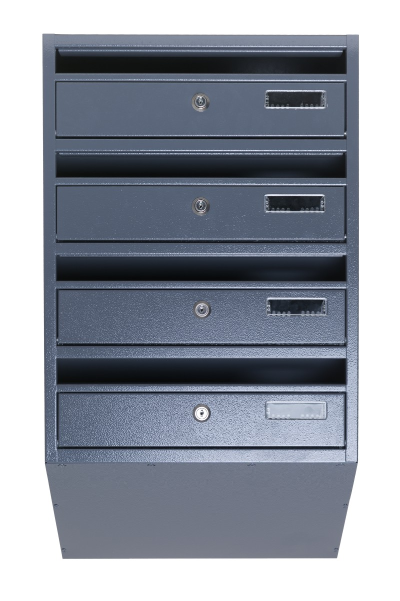 Urban Easy E1s Multiple Letterboxes For Flats Post Boxes
