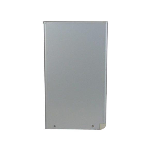 Moda Italiana Open Air Aluminium High Capacity Side Post Box