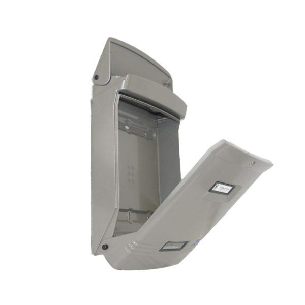Moda Italiana Gioiosa Aluminium Open Outdoor Letterbox