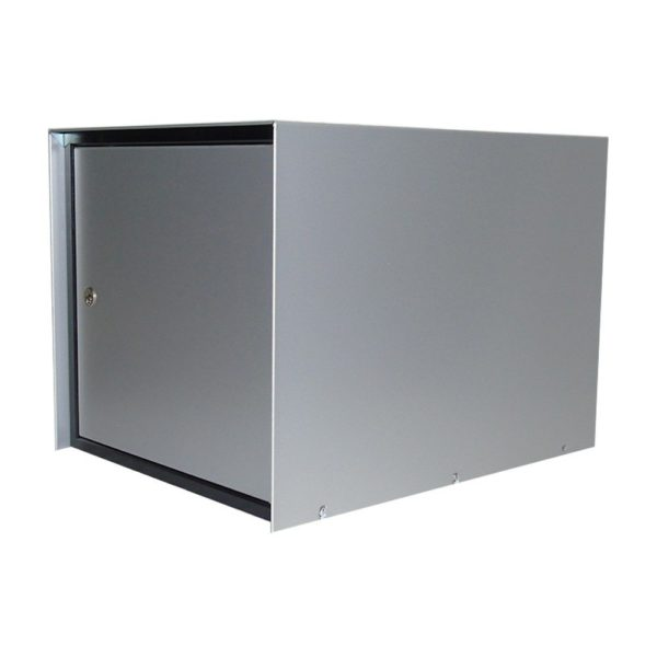 Moda Italiana S10 High Capacity Front Access Letterbox Back