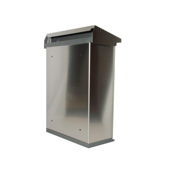 Moda Italiana Serenissima- Stainless Steel Letterbox Back
