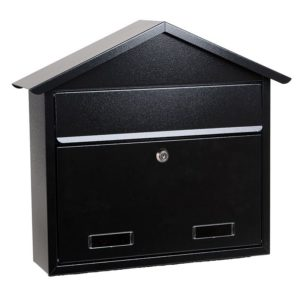 SD3 Large exterior wall mounted post box