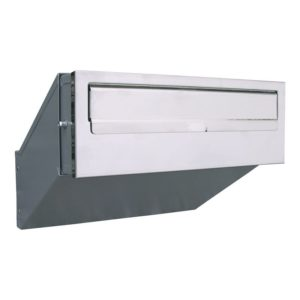 SMN Stainless steel through the wall letter box