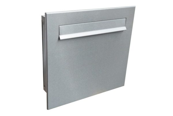 Stainless Steel Front letterbox