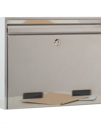 W2N External wall mounted letterbox