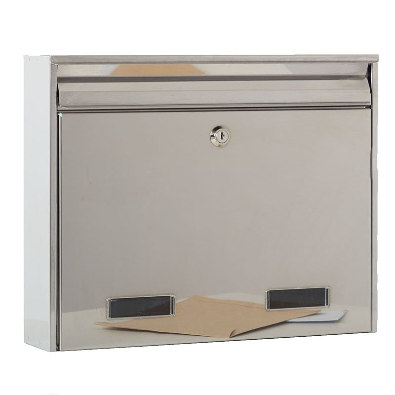 W2 External Wall Mounted Post Box W2N External wall mounted letterbox