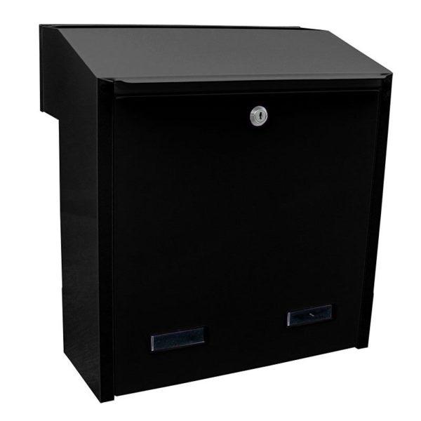 W3-3 Rear access letter box - rear