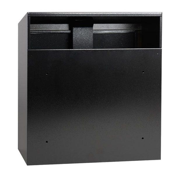 W3-6-UK Rear access letter box