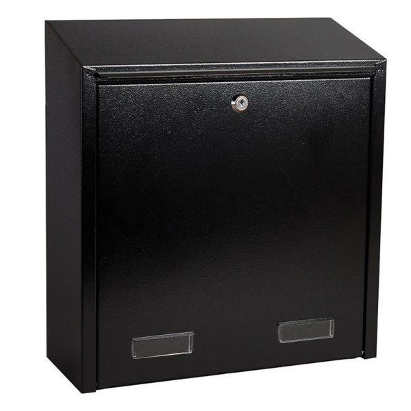 W3-6-UK Rear access letter box - rear