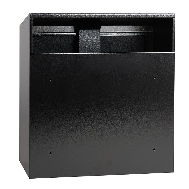 W3-6-UK Rear access letter box