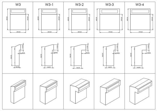 W3 Diagram