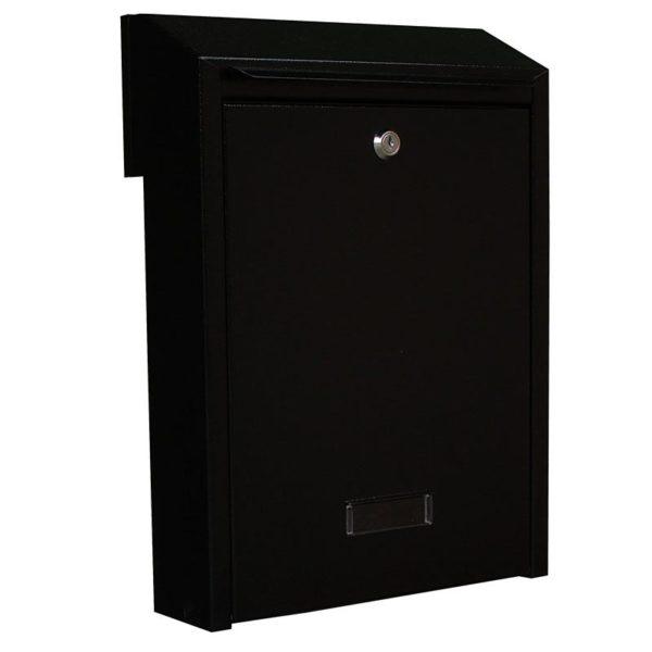 W3 Rear access letter box - rear