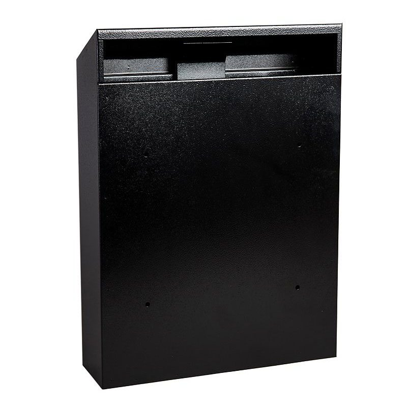 W3-UK Rear access letter box