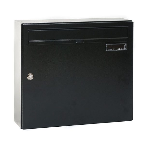 W4 Wall mounted external letterbox 02