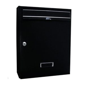 W5 Wall mounted external letterbox