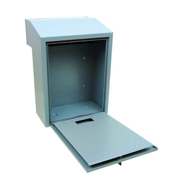 w3-2 gate mounted letterbox