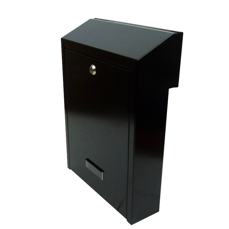 w3 rear access letterbox, gate mounted