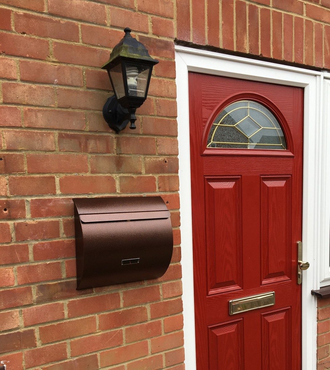 wa1 wall mounted curved shape letterbox : door letterbox - Pezcame.Com